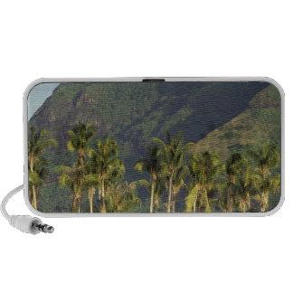 Bora Bora, French Polynesia Waterfront scene and Travel Speaker