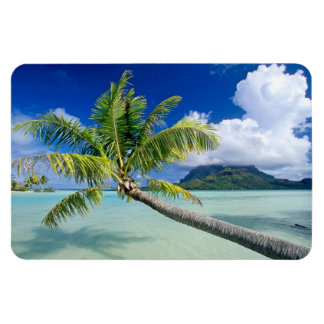 Bora Bora Magnet Rectangular Photo Magnet