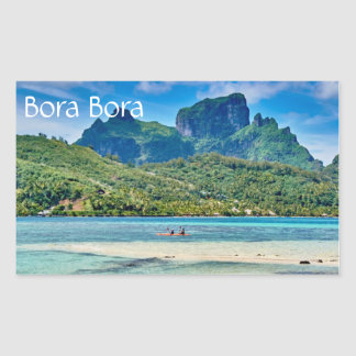 Bora Bora Sticker