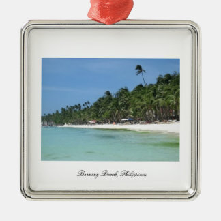 Boracay Beach, Philippines - Ornament