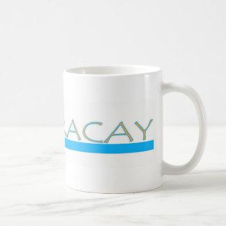 Boracay, Philippines Basic White Mug