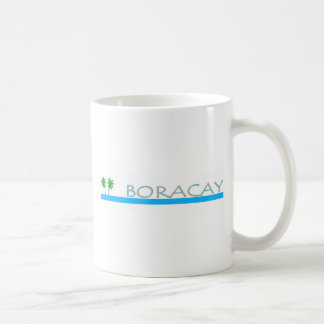 Boracay Philippines Coffee Mugs