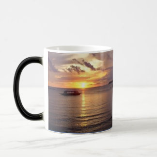 Boracay Sunset - 10 oz Morphing Mug