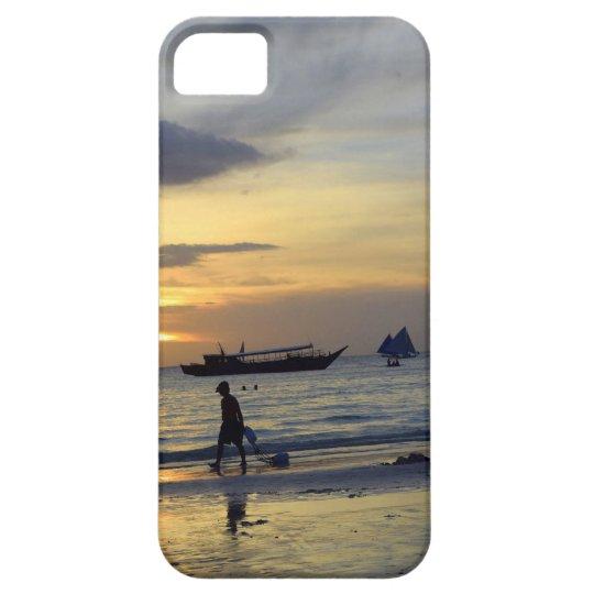 Boracay Sunset iPhone 5 Covers