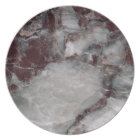 Bordeaux Grisso Stone Pattern Background - Rugged Plate