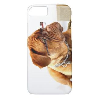 Bordeauxdog iPhone 7 Case