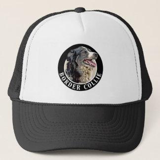 Border Collie 002 Trucker Hat