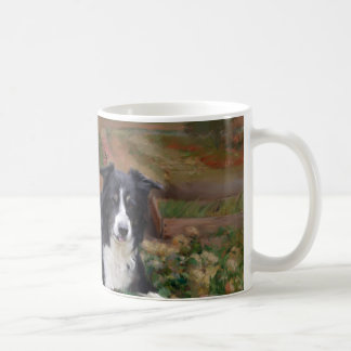 Border Collie 2 Coffee Mug