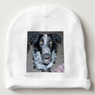 border collie 2.png baby beanie