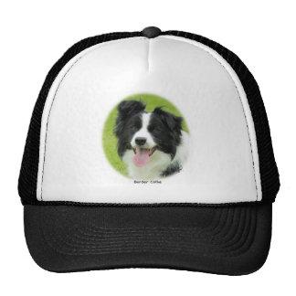 Border Collie 9A14D-25 Trucker Hat