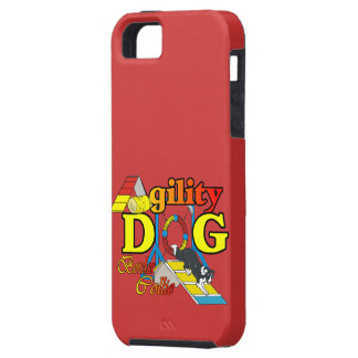 Border Collie Agility iPhone 5 Covers