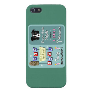 Border Collie Bowling Covers For iPhone 5