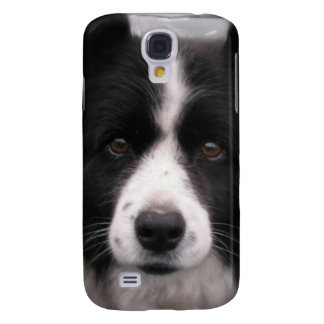Border Collie Galaxy S4 Cases