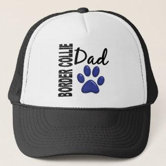 Border Collie Dad 2 Trucker Hat