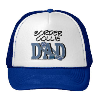 Border Collie DAD Cap