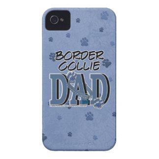 Border Collie DAD Case-Mate iPhone 4 Case