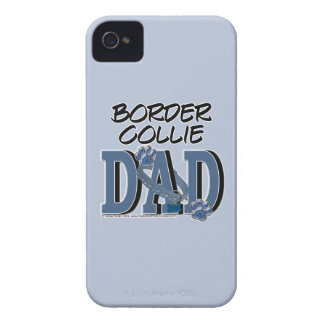 Border Collie DAD iPhone 4 Case-Mate Cases