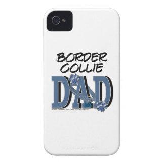Border Collie DAD iPhone 4 Cases