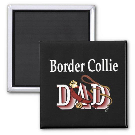 border collie dad Magnet