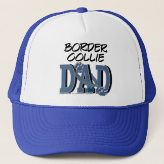 Border Collie DAD Trucker Hat