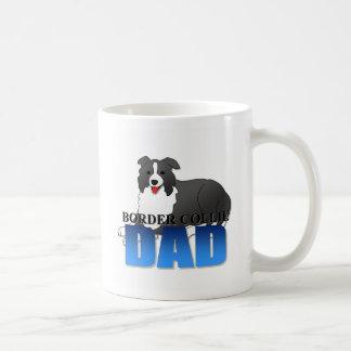 Border Collie Dog Dad Mug