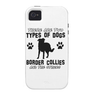 BORDER collie gift items Case-Mate iPhone 4 Cover