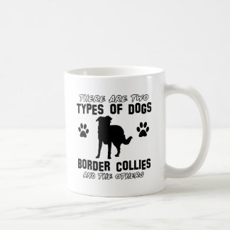 BORDER collie gift items Coffee Mugs