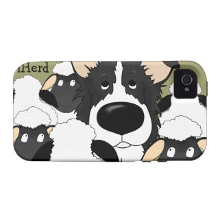 Border Collie - iHerd Case For The iPhone 4