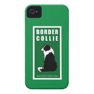 Border Collie iPhone 4 Case