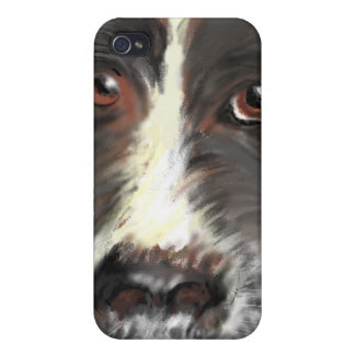 Border Collie iPhone Speck Case, iPhone 4 Case