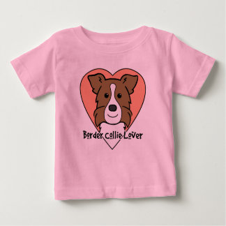 Border Collie Lover Baby T-Shirt