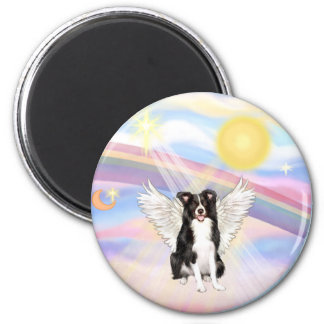 Border Collie Refrigerator Magnets