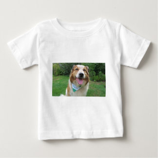 border collie mix baby T-Shirt