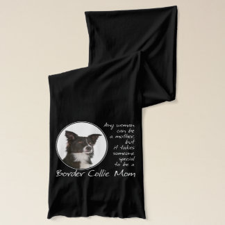 Border Collie Mom Scarf