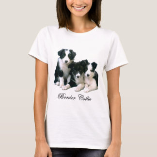 Border Collie Puppies T-Shirt