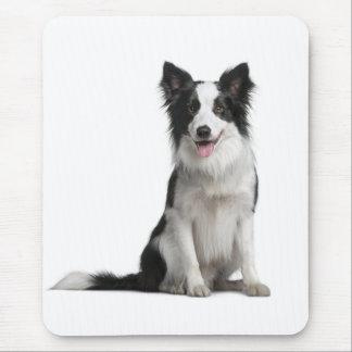 Border Collie Puppy Dog Mousepad