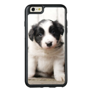 Border Collie Puppy OtterBox iPhone 6/6s Plus Case