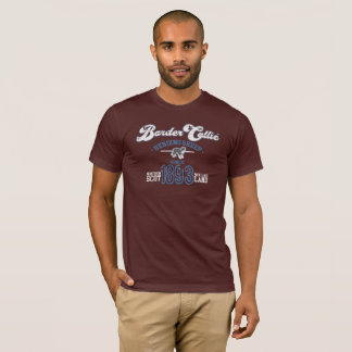 Border Collie - Since 1893 (M) T-Shirt