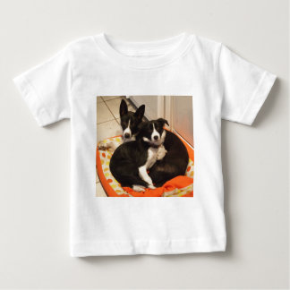 border collies baby T-Shirt