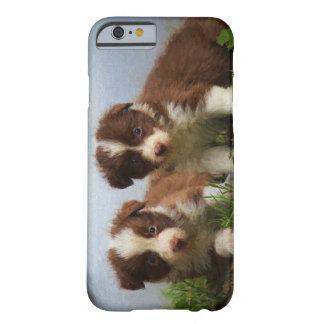 Border Collies Barely There iPhone 6 Case