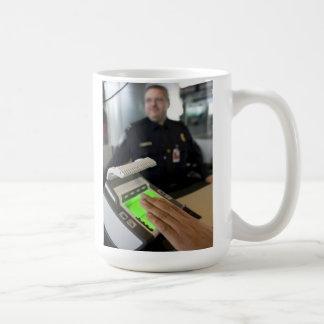 Border Patrol Basic White Mug