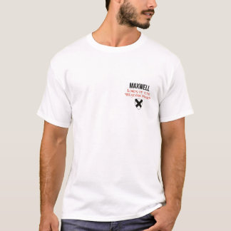 Border Reivers T-shirt for Clan Maxwell