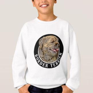 Border Terrier 002 Sweatshirt