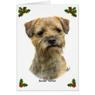 Border Terrier 9A21D-19 Cards
