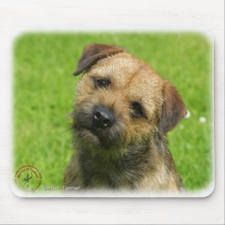 Border Terrier 9W009D-127 Mouse Mat