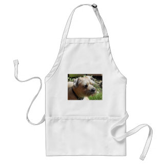 Border Terrier Standard Apron