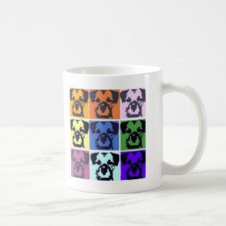 Border Terrier  Basic White Mug