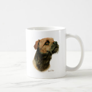 Border Terrier Coffee Mug