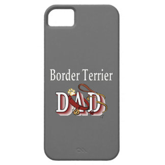 Border Terrier Dad iPhone 5 Covers