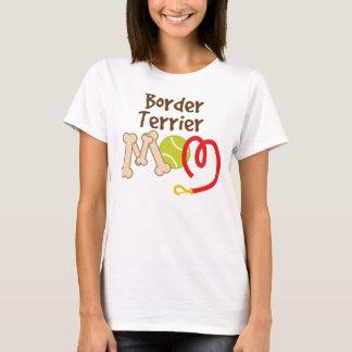 Border Terrier Dog Breed Mom Gift T-Shirt